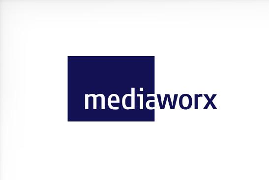 mediaworx berlin AG - Logo Design