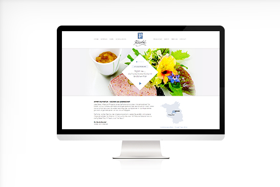 Restaurant Philippsthal Website Design