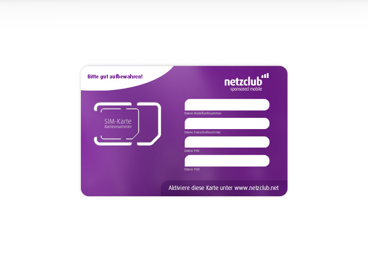 netzclub Corporate Design