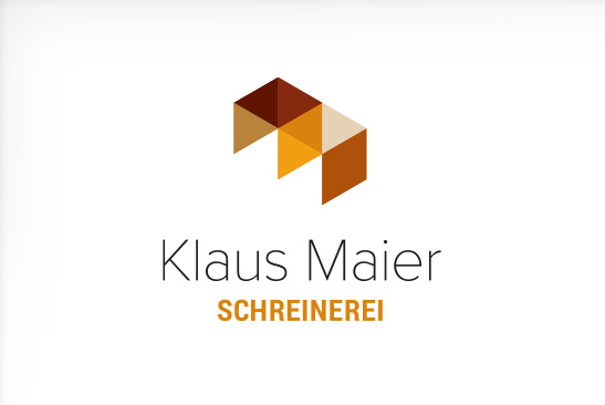 Schreinerei Klaus Maier - Corporate Design