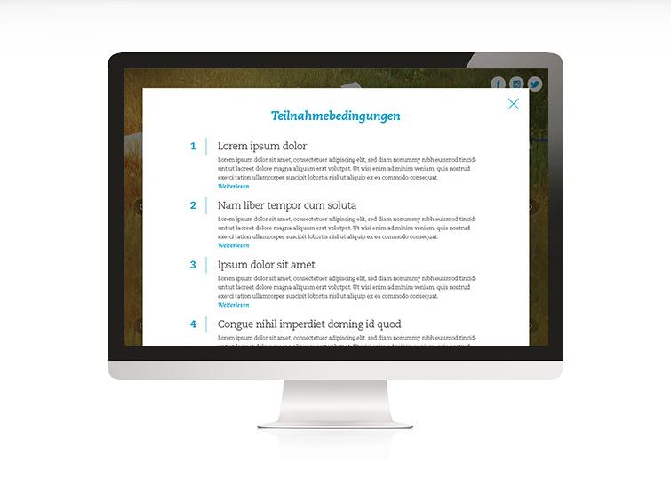 Thalia #Liesdichweg Responsive Web Design